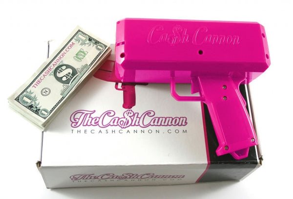 Money Gun - Pink