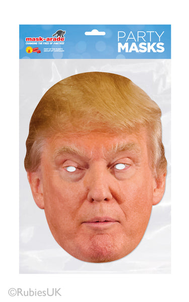 Donald Trump Celebrity Maske Rubies Mask-arade