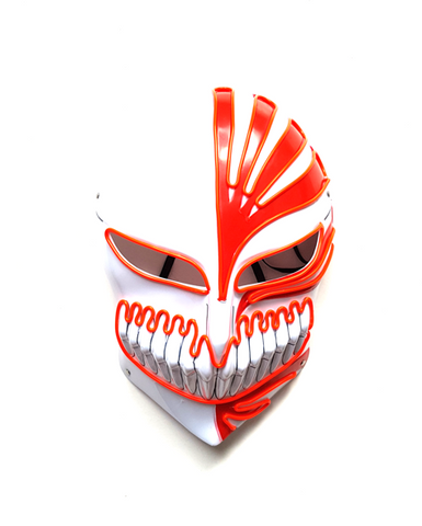 LED Wrestler Maske Halloween Electric Wire EL Wire