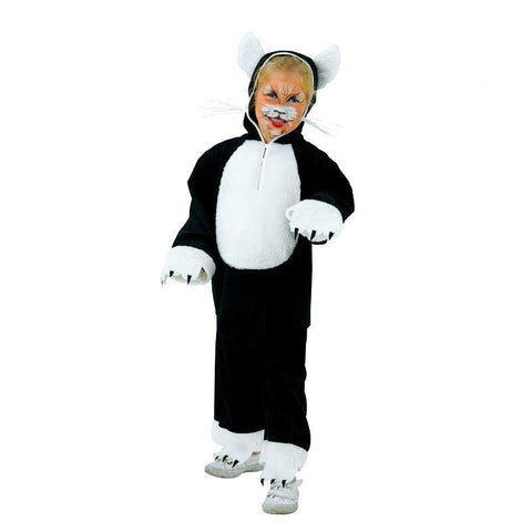 Cat costume for children