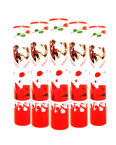Confetti Shooter - Roses (5 pcs.)