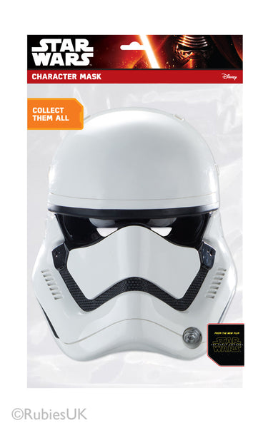 Stormtrooper Star Wars The Force Awakens Maske Rubies Mask-arade