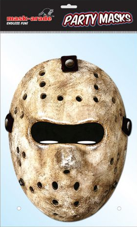 Horror Hockey Halloween Maske Rubies Mask-arade