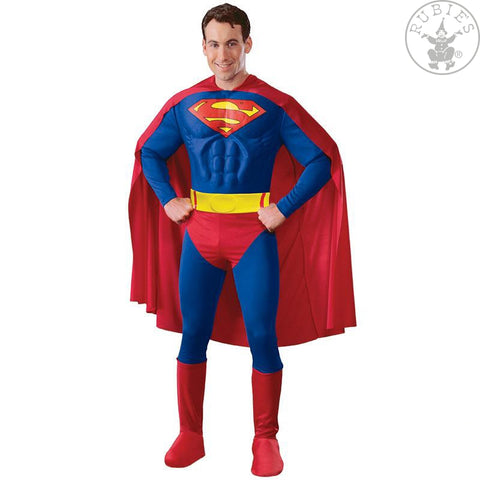 Superman muscle costume (men)