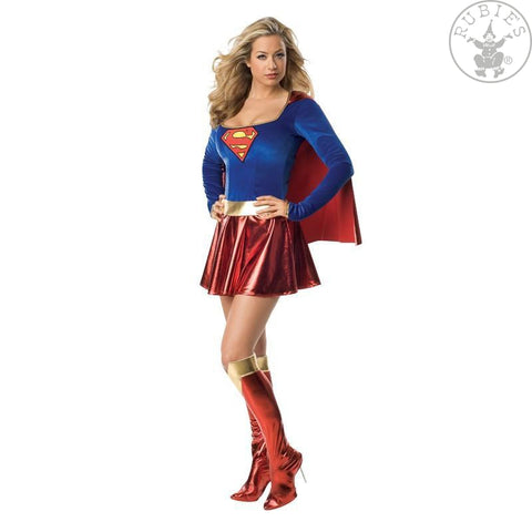 Original Supergirl Costume Deluxe (women)