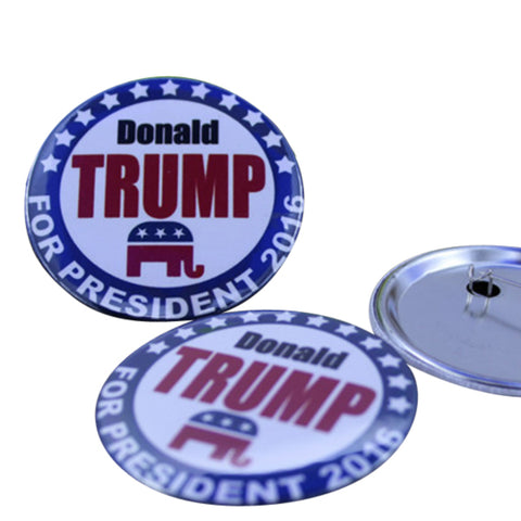 Donald Trump Ansteckbutton