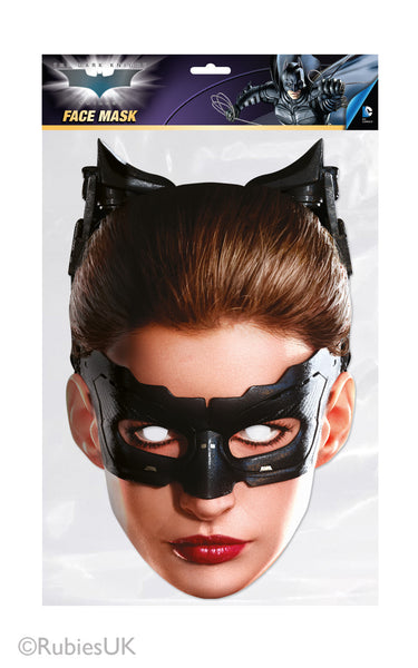 Catwoman The Dark Knight Maske Rubies Mask-arade