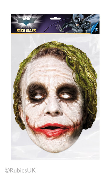The Joker The Dark Knight Maske Rubies Mask-arade