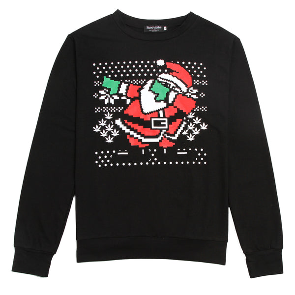Dabbing Santa - Ugly Christmas Sweater