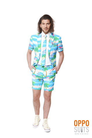 Flaminguy summer suit