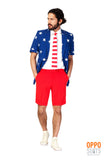 Opposuit Stars & Stripes Sommer Suit