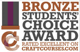 bronze award for jewellery making