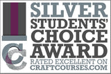 silver award for jewellery making