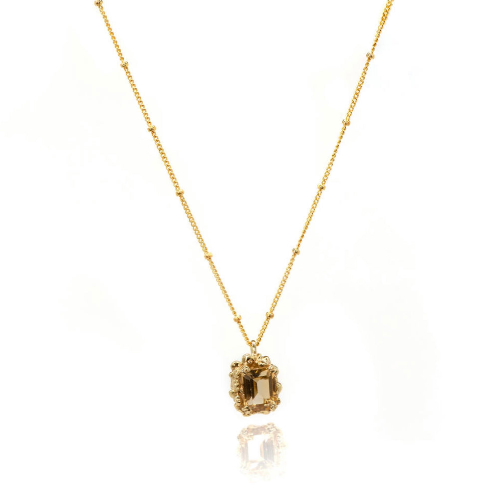 Gold Laramie Necklace