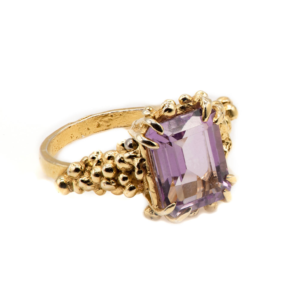 The Gold Elle Ring