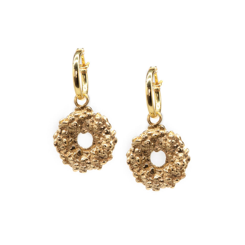 Gold Manuela Earrings