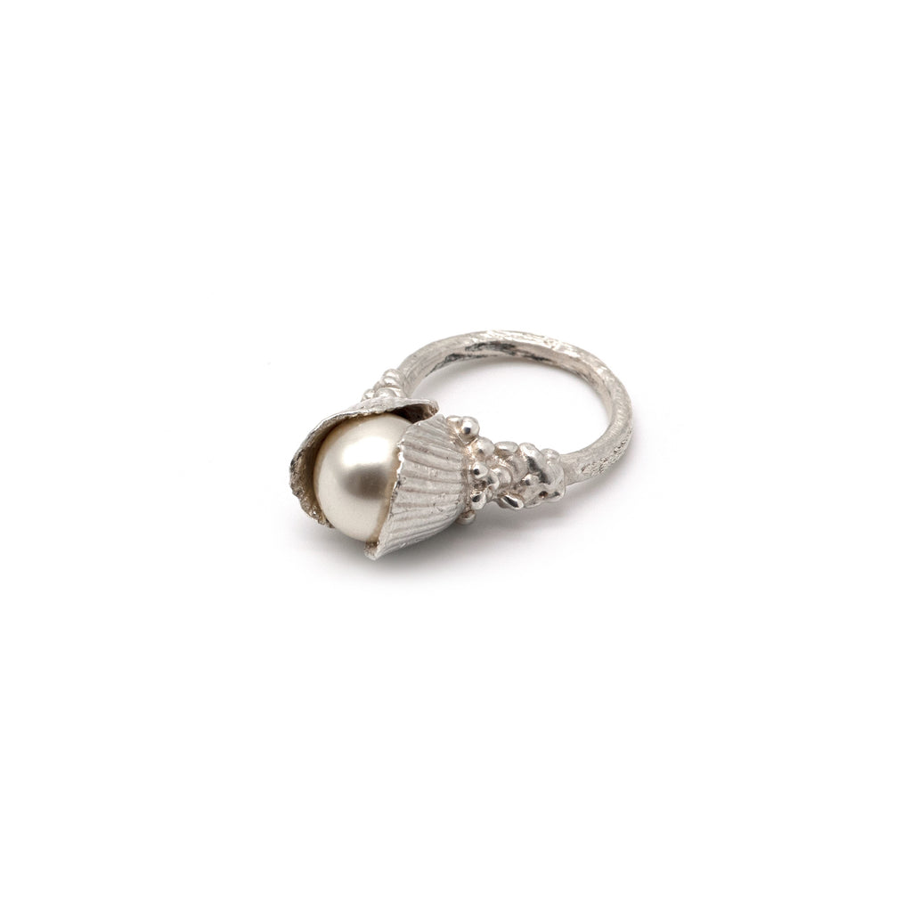 Naida Mermaid Ring
