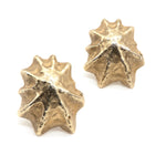 Gold Cornish Limpet Studs