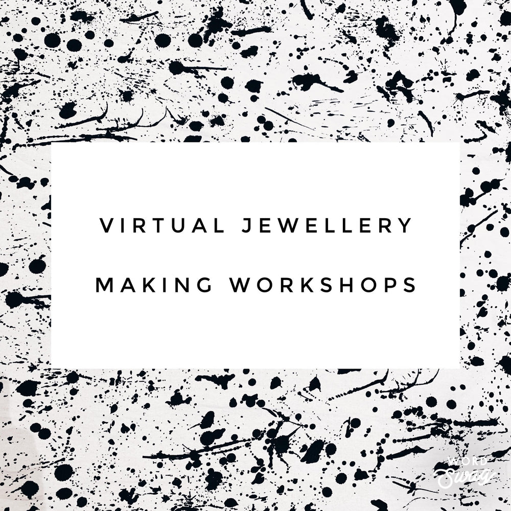 VIRTUAL Silver Necklace Workshop- Friday 13th November