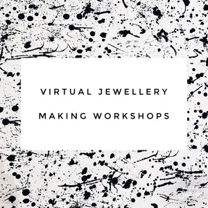 VIRTUAL Silver Necklace Workshop- Friday 19th Feb 7-9pm