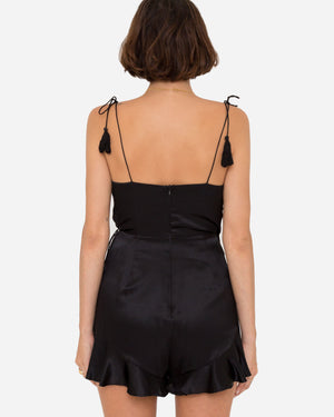 CHLOE WRAP PLAYSUIT
