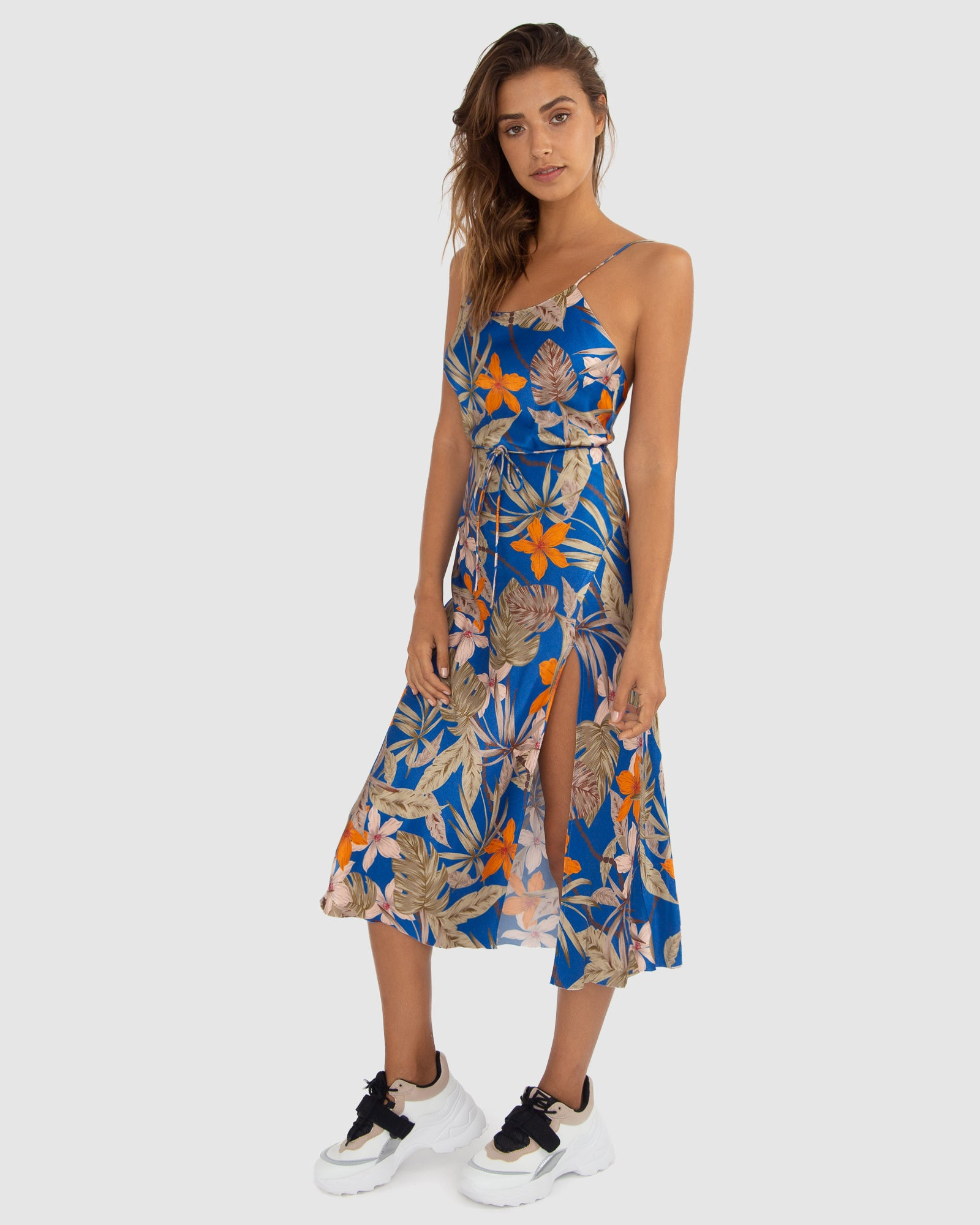 CELIE MIDI DRESS