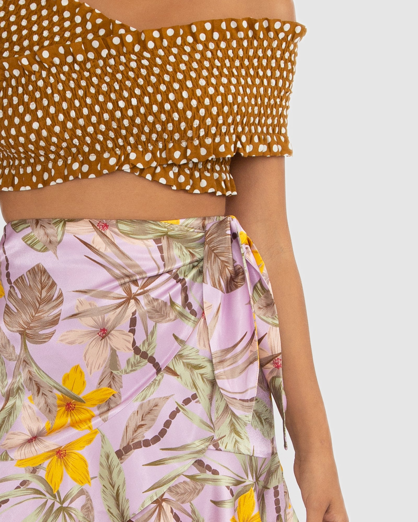 CAN-CAN SKIRT