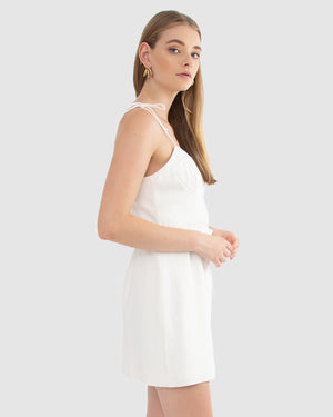 COQUILLE MINI DRESS