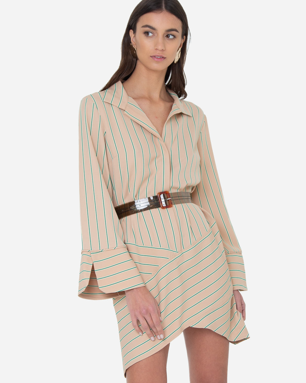 SELENE SHIRTDRESS