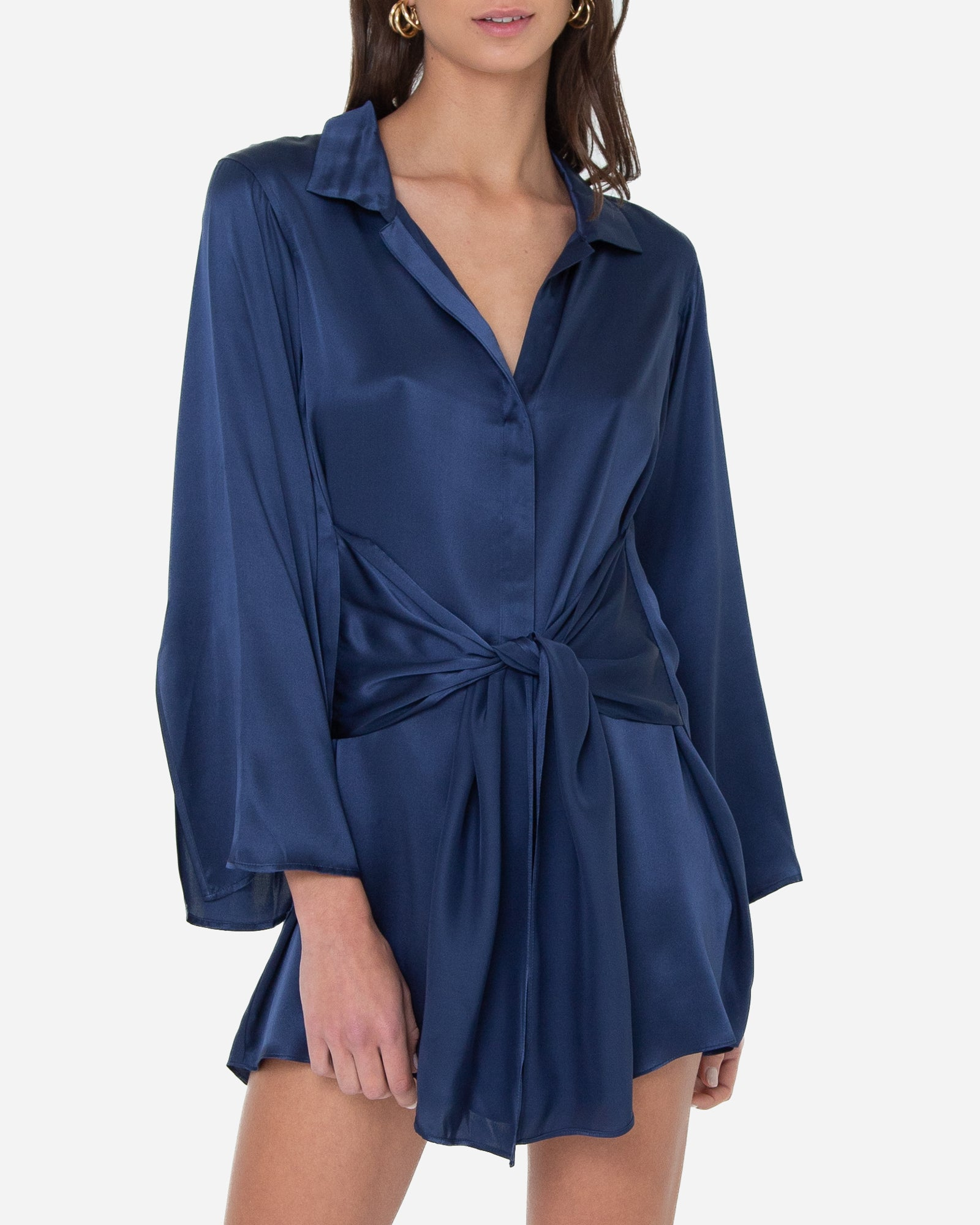 ELLE SHIRTDRESS
