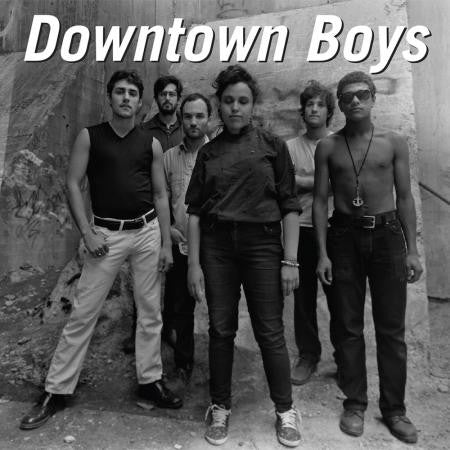 DOWNTOWN BOYS - s/t LP