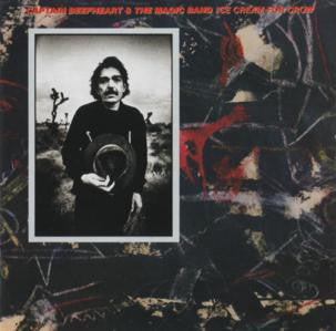 CAPTAIN BEEFHEART - Ice Cream For Crow LP