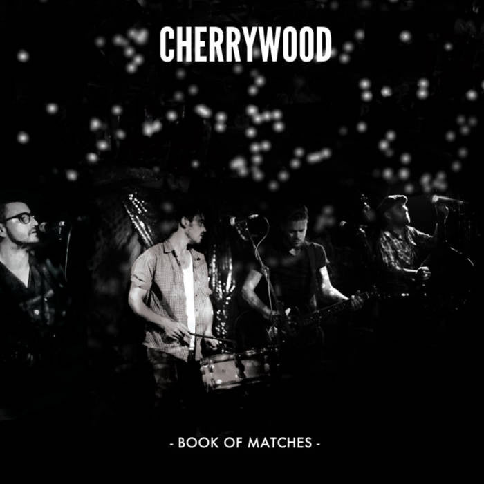 CHERRYWOOD - Book Of Matches LP