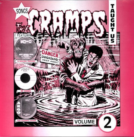 v/a- SONGS THE CRAMPS TAUGHT US Vol 2 - LP