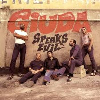 ** FLASH SALE ** GIUDA - Speaks Evil LP
