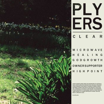 PLYERS - Clear LP