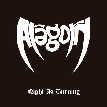 ARAGORN - Night is Burning LP
