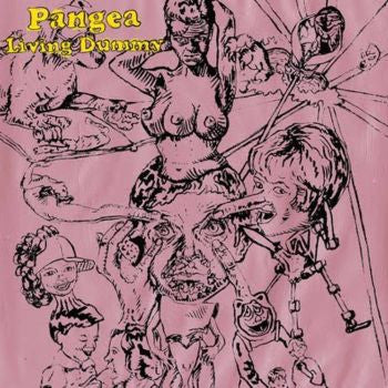 ** FLASH SALE ** PANGEA - Living Dummy LP