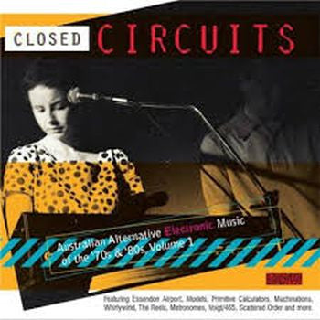 v/a- CLOSED CIRCUITS - Vol. 1 2LP