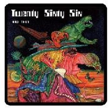 TWENTY SIXTY SIX AND THEN - Reflections of the Future 2LP