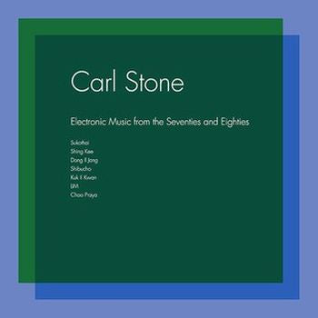 CARL STONE - Electronic Music from the Seventies and Eighties 3LP