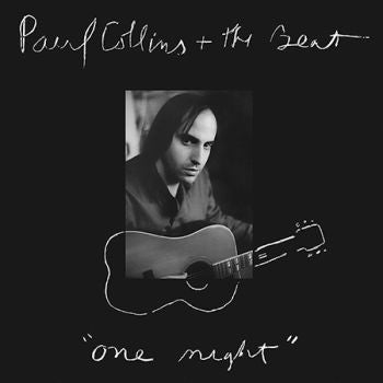 ** FLASH SALE ** PAUL COLLINS' BEAT - One Night LP
