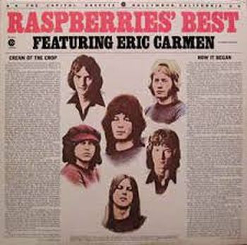 RASPBERRIES - Best LP
