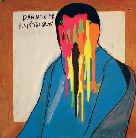 ** FLASH SALE ** DAN MELCHIOR - Plays The Greys LP