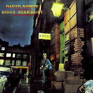 DAVID BOWIE -  The Rise And Fall Of Ziggy Stardust LP