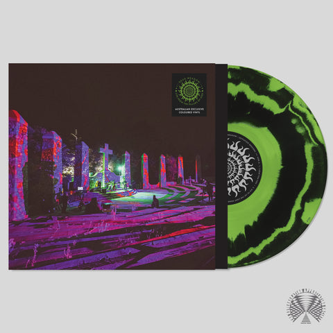 * PREORDER * DEAD MEADOW - Live From The Pillars of God: Levitation Sessions LP (colour vinyl)