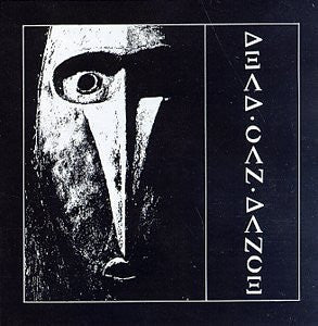 DEAD CAN DANCE ‎– s/t LP