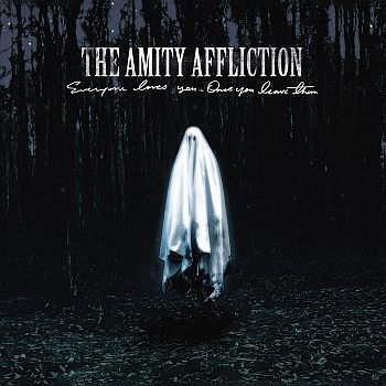 AMITY AFFLICTION - Everyone Loves You... Once You Leave Them LP (colour vinyl)