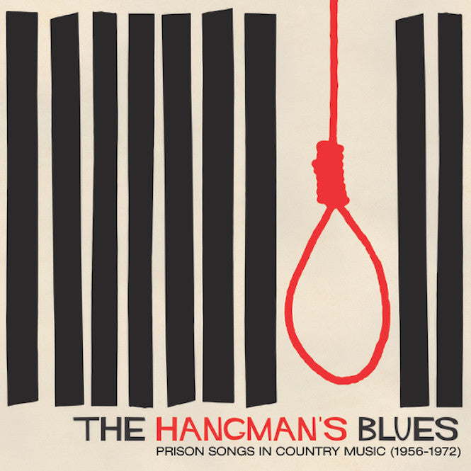 v/a- HANGMANS BLUES - Prison Songs In Country Music (1956-1972) LP