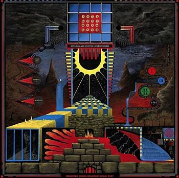 KING GIZZARD AND THE LIZARD WIZARD - Polygonwanaland LP (colour vinyl)